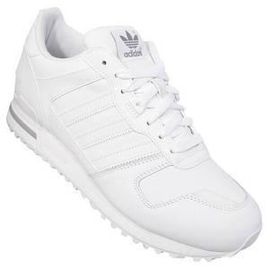 Кроссовки женские в стиле Adidas ZX 700 OG Triple White
