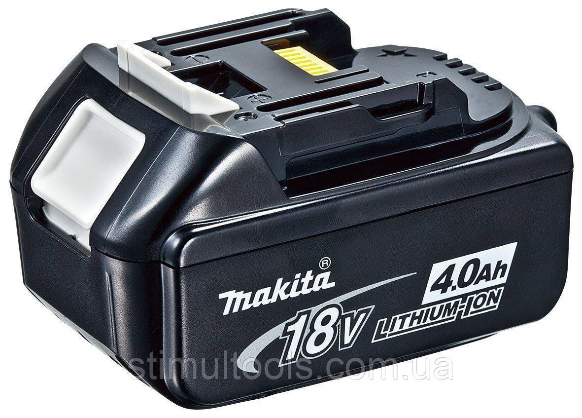 Аккумулятор Makita BL1840, 18 В, 4.0 Ач