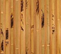 Бамбукові шпалери ЧЕРЕПАХА темно пропилені BW401 17/2 * 8мм / Бамбуковые обои ЧЕРЕПАХА темно пропилена BW401