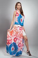 Платье двойка мод 297-4,размеры 44-46