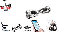 Гироскутер RZ-Board Basic САМОБАЛАНС app 6.5 гироборд  Газета