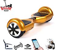 Гироскутер RZ-Board Basic САМОБАЛАНС app 6.5 гироборд  Золотой