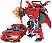 Робот-трансформер - MITSUBISHI EVOLUTION VIII (1:18) 50100 r