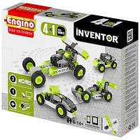 Конструктор серии INVENTOR 4 в 1 - Автомобили 0431