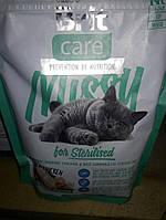 Корм для котов Brit 7 кг в асортименте