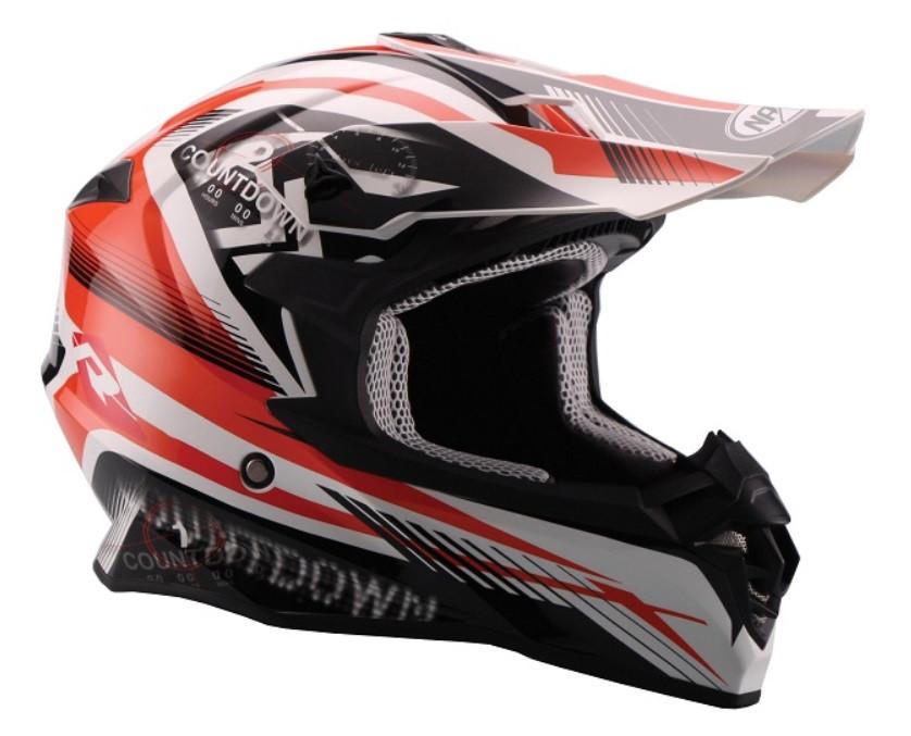 Мотоциклетный шлем NAXA C9/C CROSS QUAD r.L