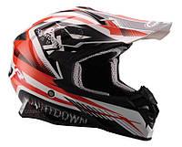 Мотоциклетный шлем NAXA C9/C CROSS QUAD r.L, фото 1