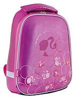 Рюкзак каркасный H-24 Barbie, 38*27*12см Shelby Glamour 553552