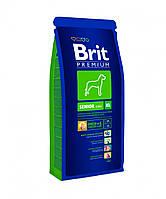 Brit Premium (Брит Премиум) SENIOR XL 3кг - корм для стареющих собак (от 6 лет) гигантских пород от 45кг