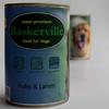 Baskerville Баранина и петух  для собак 800 г