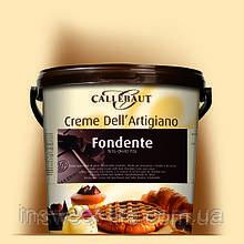 Крем кондитерский шоколадно-ореховый  Crème dell Artigiano Fondente 10кг/ведро