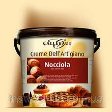 Крем кондитерський шоколадно-горіховий Crème dell Artigiano Nocciola 10кг/відро