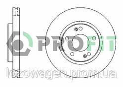 Диск тормозной передний PROFIT 5010-1300
