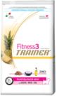 TRAINER® FITNESS3 PUPPY & JUNIOR MINI With Duck Rice Oil – полноценное монопротеиновое питание для щенков мелких пород на основе утки, риса и