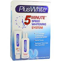 Система быстрого отбеливания зубов Plus White 5 Minute Speed Whitening System
