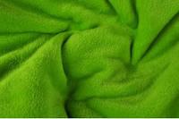 Махра однотонная (велсофт) яркий салат, ширина 150 см. Купить в Украине оптом