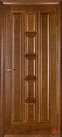 """Деревянные межкомнатные шпонированные двери Модель """"Квадро"""""""