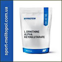 Myprotein L Ornithine Alpha Ketoglutarate (OAKG) 500 g