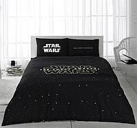 Двуспальное евро постельное белье TAC Star Wars Ранфорс