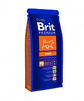 Brit Premium (Брит Премиум) SPORT 1кг - корм для активных собак (рабочих, спортивных, охотничьих, ездовых)