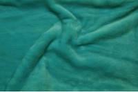 Махра однотонная (велсофт) Зелёная Бирюза. Купить в Украине.
