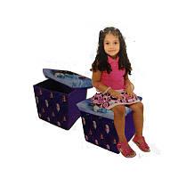 Ящик для игрушек FROZEN 2в1