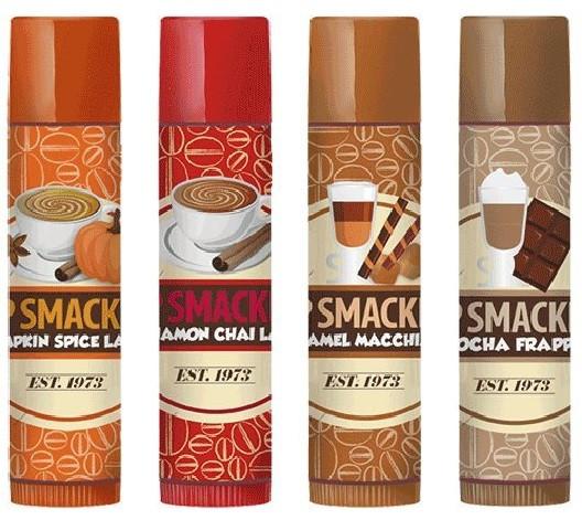 Бальзамы для губ Lip Smacker Coffee and Tee