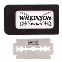 Wilkinson Sword Double Edge Razor Blades Двусторонние лезвия 25 шт
