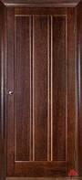 """Деревянные межкомнатные   шпонированные двери Модель """"Троя"""""""