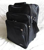 Мужская сумка через плечо Барсетка деловая А4 26х35х20см