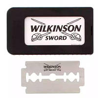 Wilkinson Sword Double Edge Razor Blades Двусторонние лезвия 50 шт