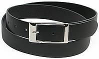 Женский классический ремешок, Vanzetti, Германия, 100106 черный, 3х117 см