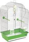 ТМ Природа. Клетка «Воля» Клетка для мелких декоративных птиц хромированное покрытие