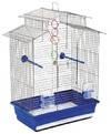 ТМ Природа. Клетка «Изабель - 2» Клетка для мелких декоративных птиц порошковое покрытие