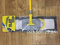 Швабра-полотер S12 с телескопической ручкой