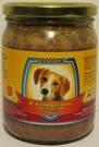 Леопольд Мясные деликатесы с птицей для собак 500 гр