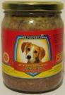 Леопольд Мясные деликатесы с телятиной для собак 500 гр
