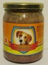Леопольд Мясные деликатесы с курицей и морковью для собак 500 гр