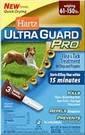 Hartz Ultra Guard PRO Flea s Tick Drops for Dogs s Puppies 5 в 1  Капли от блох, блошиных яиц, личинок, клещей и комаров для собак от 27 кг 1 пипетка