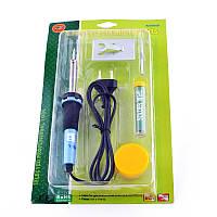 Набор ZD-920A (паяльник+подставка+припой+наконечник)