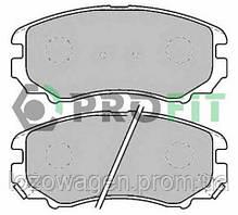 Колодки тормозные передние PROFIT  5000-1733