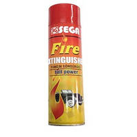Огнетушитель углекислотный 0,5 л SEGA аэрозоль