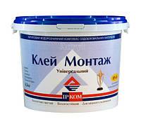 Клей монтажний ІРКОМ 1.5 кг 4.5 кг