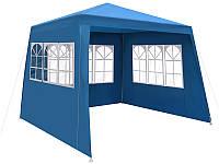 Павильон, шатер садовый или коммерческая 3x3 м, 3 стены