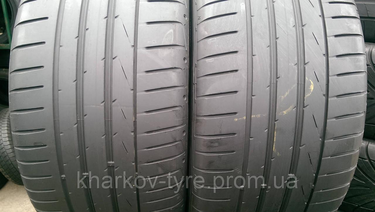 Шины летние б\у  225\50-17 Hankook VentusV1evo