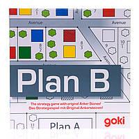 Настольная игра goki План Б 56843
