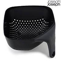 Дуршлаг Joseph Joseph Square Colander Medium черный 40059