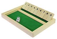 Настольная игра goki Мастер счета для одного wg175