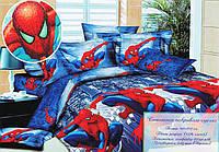 Стеганное покрывало-одеяло Человек-паук