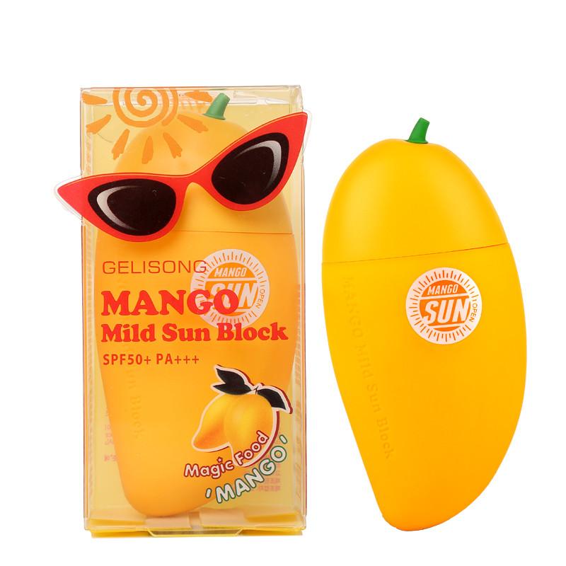 Tony Moly Magic Food Mango Mild Sun Block Солнцезащитный крем